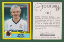 Luton Town David Preece 144